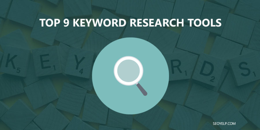 Keyword Research Tools 2017