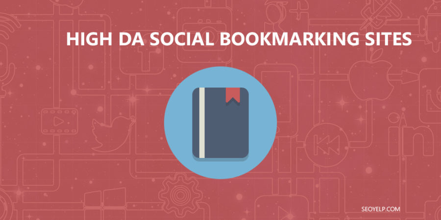 High DA Social Bookmarking