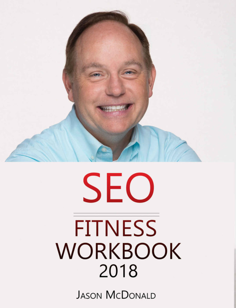 SEO Fitness Workbook 2018 Edition