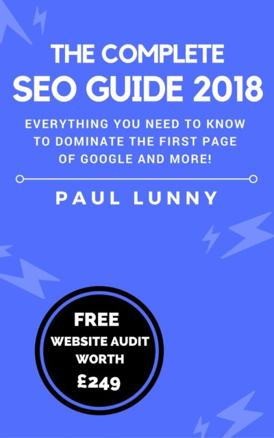 The Complete SEO Guide 2018