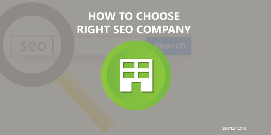 Choose Right SEO Company