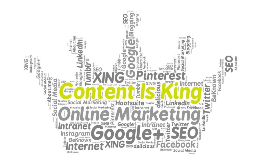 Develop your content strategy