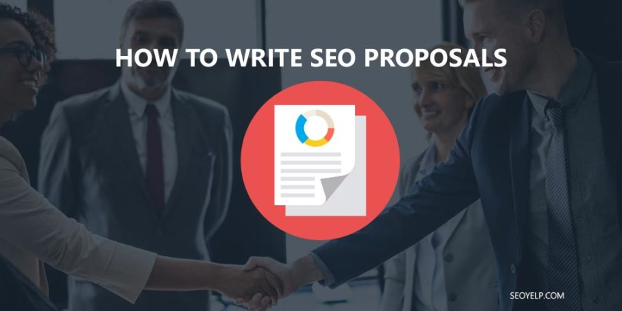 How To Write SEO Proposals