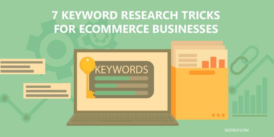 Keyword Research Tricks for eCommerce Businesses